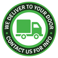 We deliver to your door. Contact us for info